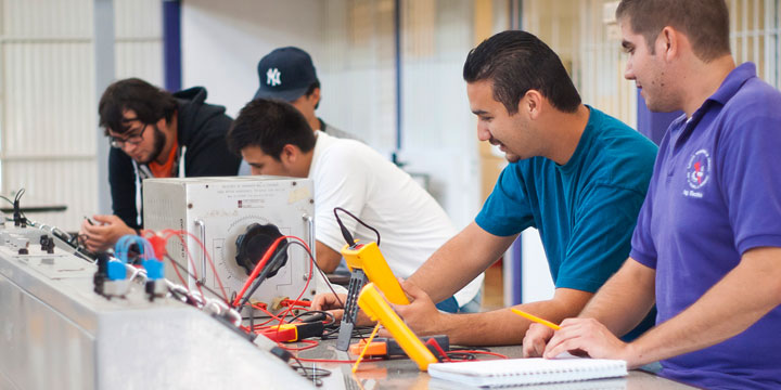 instituto electronica ingenieria electrica:
