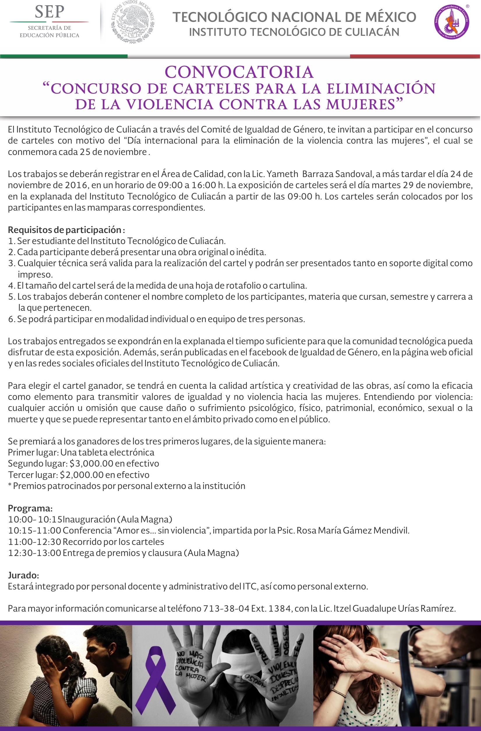 Instituto tecnol gico de culiac n participa en la for Convocatoria concurso de docentes 2016