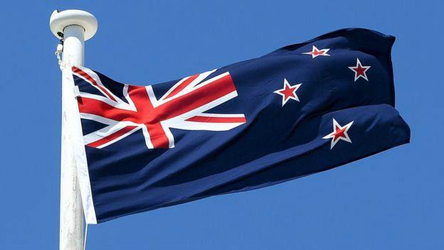 BANDERA NUEVA ZELANDIA