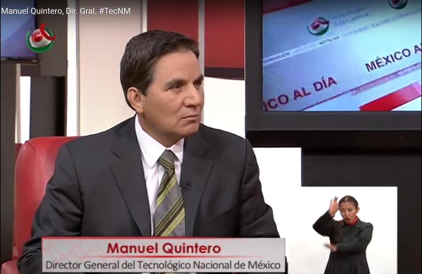 FOTO ENTREVISTA MANUEL QUINTERO