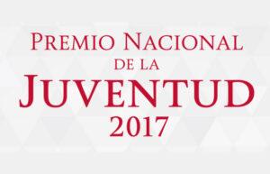 IMAGEN PREMIO NACIONAL DE LA JUVENTUD 2017