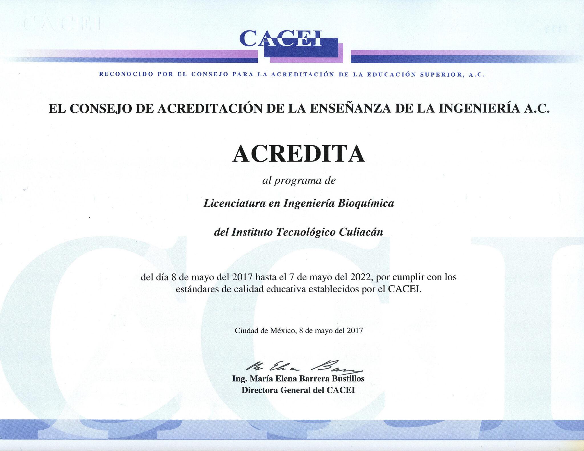 ACREDITACION BIOQUIMICA 2017-2022