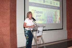 ENTREGA CHEQUE TAPATON 03