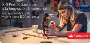 IMAGEN CONVOCATORIA PREMIO SANTANDER 2018
