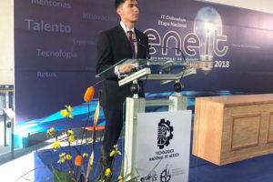 SEGUNDO LUGAR ENEIT NACIONAL 2018-04-