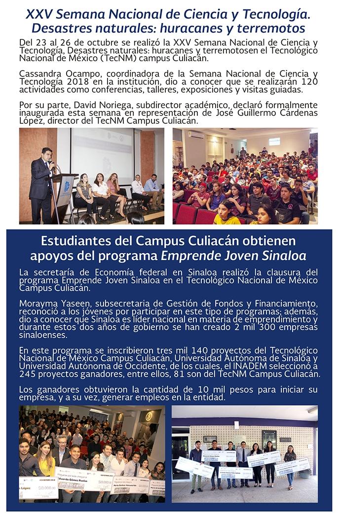 620ff14843 Instituto Tecnológico de Culiacán – InfórmaTec  octubre – diciembre ...