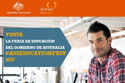 IMAGEN FERIA EDUCACION AUSTRALIA